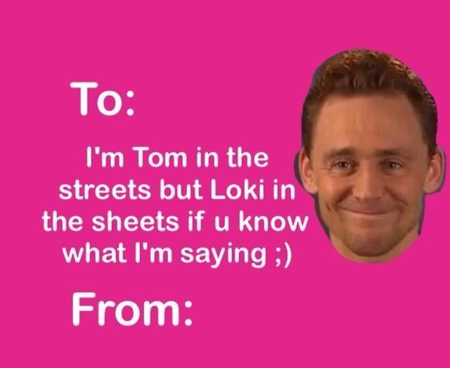valentines card geek