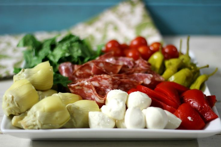 Antipasto Salad #hometailgating - The perfect tailgating finger food ...
