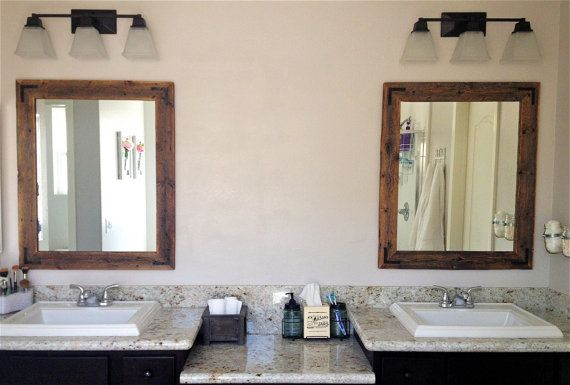 Mirrors bathroom ideas