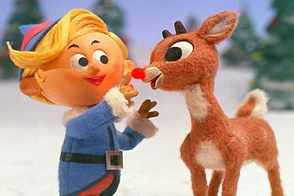 Rudolph the Red -Nose Reindeer | Classic T.V shows | Pinterest