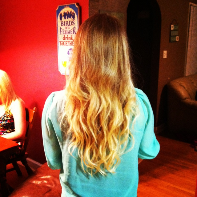 Waterfall braid curls The best and stunning prom hairstyles for long hair
