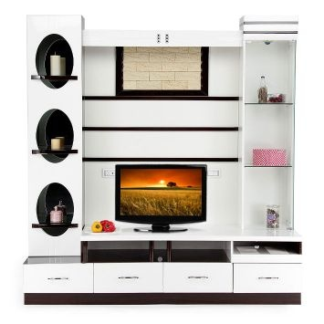 Tv Cabinet Buy Lcd Tv Stand Tv Wall Units Rack Online