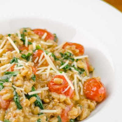 Cooking By Moonlight: Farro Risotto   Spice Up Your Life   Pinterest