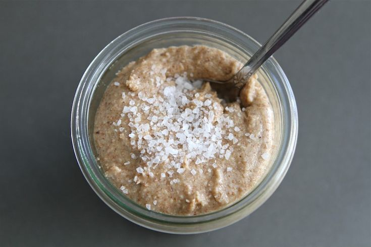 Tasty Kitchen Blog: Sea Salt and Honey Almond Butter. Guest post by ...
