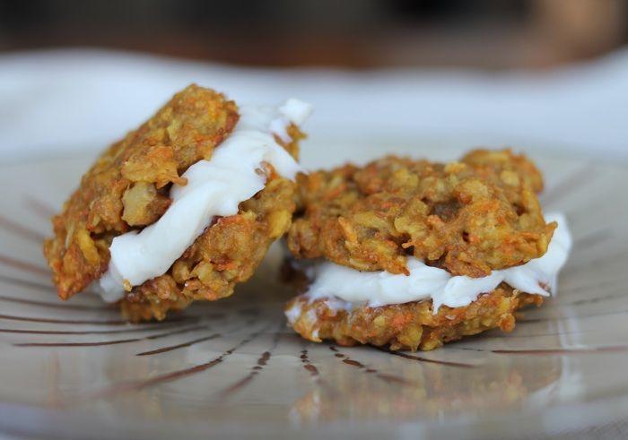 carrot cake cookies | nummy num nums | Pinterest