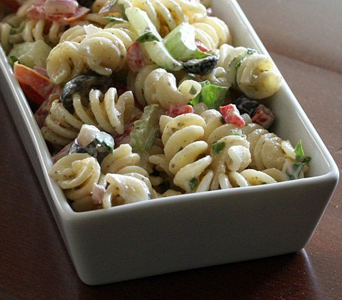 fourth of july pasta recipes