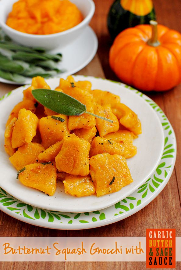 Gnocchi W/Butter & Sage Sauce Recipes — Dishmaps