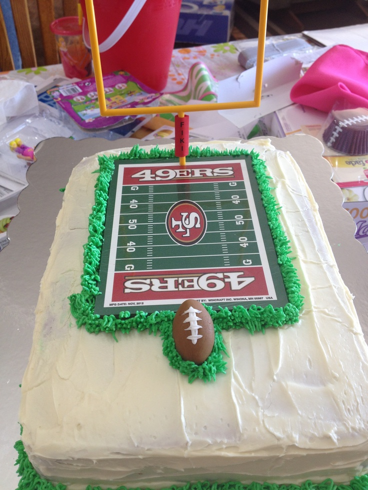 forty niner cakes