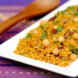 Curried Cranberry Couscous Pilaf recipe | Food & Drinks | Pinterest