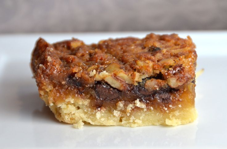 Derby Pie Bars | Yum! | Pinterest