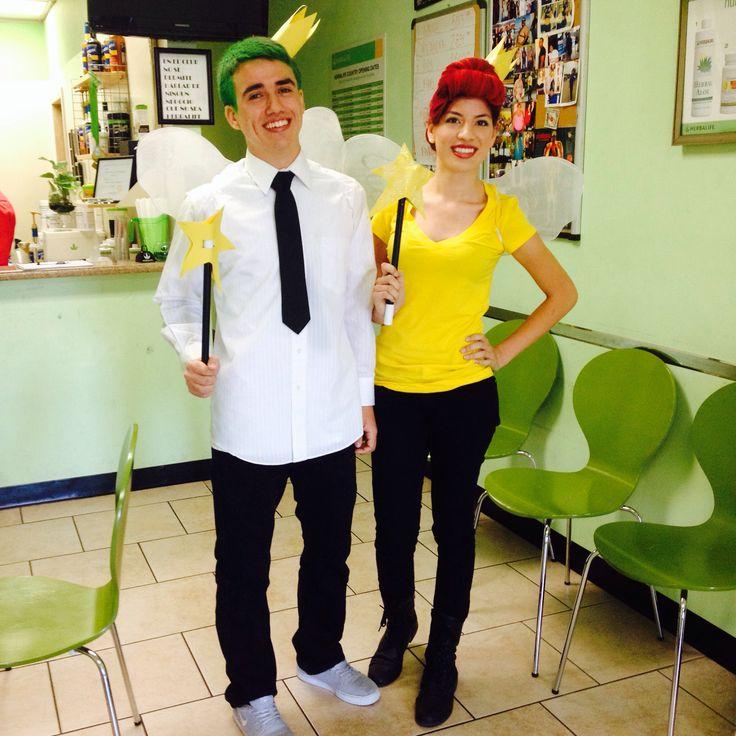 Cosmo und wanda kostum