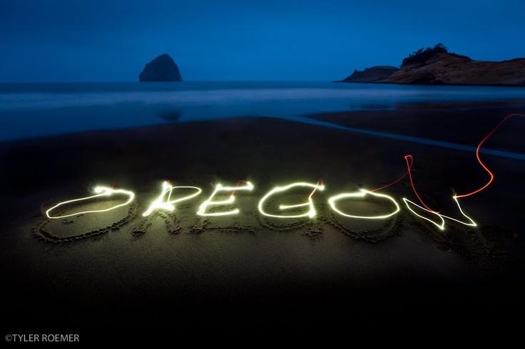 Oregon...represent