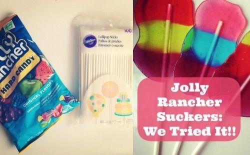 Fun & Easy Jolly Rancher Lollipops Kids Will Love To Help Make (VIDEO) | The Stir