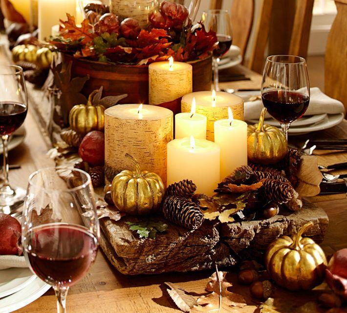 Fall Tablescape Fall Season Pinterest