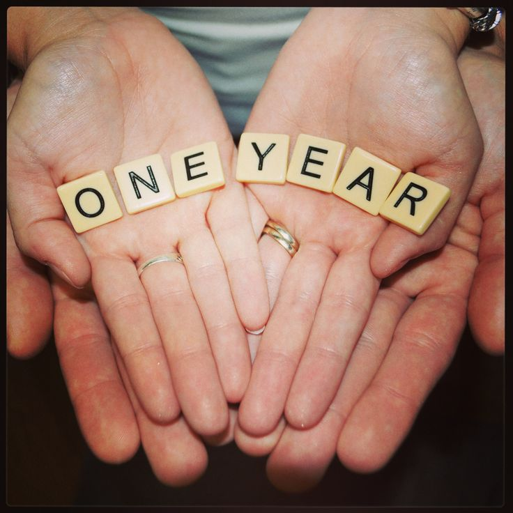 One Year Wedding Anniversary Pictures! Couple pics Pinterest