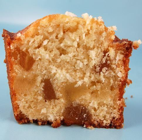 pineapple coconut bread | Pick me up snacks | Pinterest