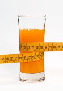 What effect does caffeine have on weight loss