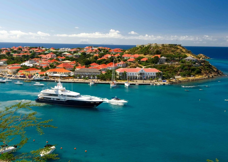 Gustavia harbor st barts caribbean st barths for St barts in the caribbean