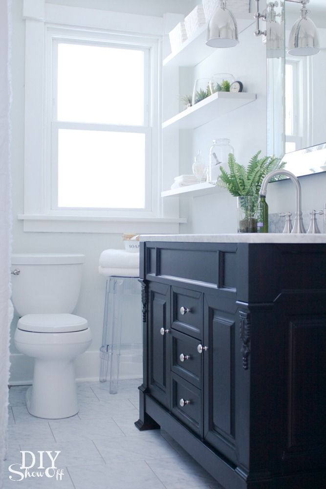 Bathroom makeover for Bathroom makeovers