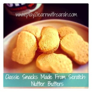 Classic Snacks Made From Scratch: Nutter Butters http ...