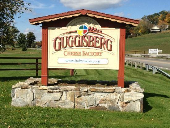 Guggisberg Cheese Factury Tour