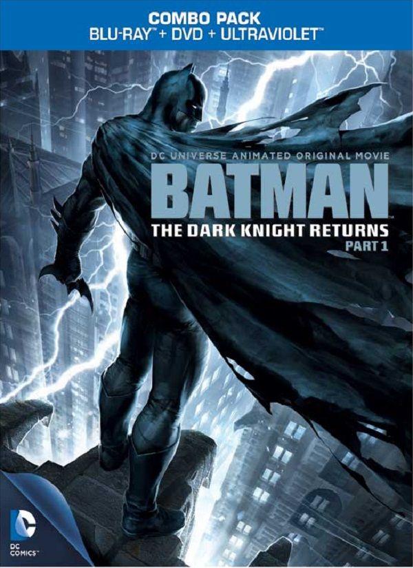 the dark knight returns essay