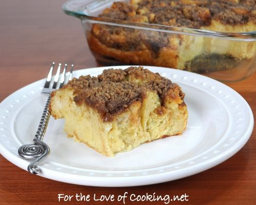 Cinnamon Baked French Toast | Food - Recipes | Pinterest