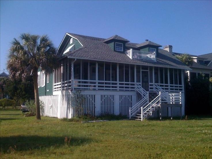 House vacation rental in Sullivan's Island