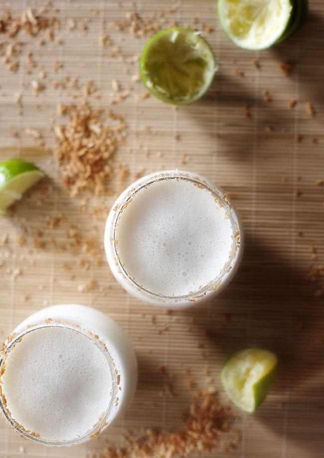 Coconut margarita... modify this: I plan on using Vita Coco coconut ...