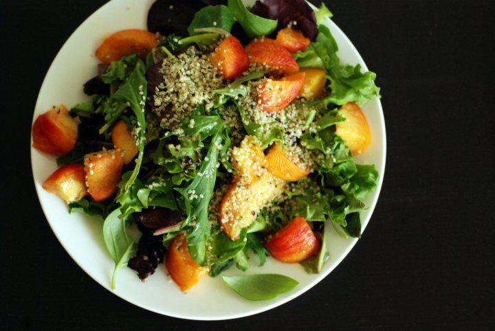 Speedy Summer Hemp Power Salad Recipes — Dishmaps