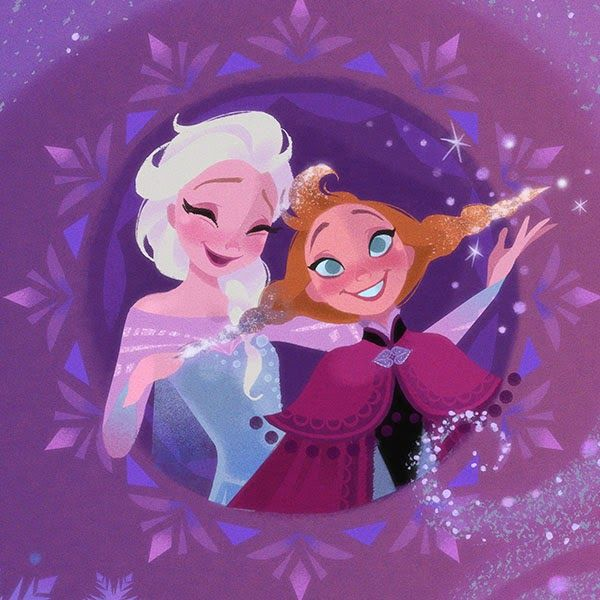 Brittney Lee: Frozen - Family