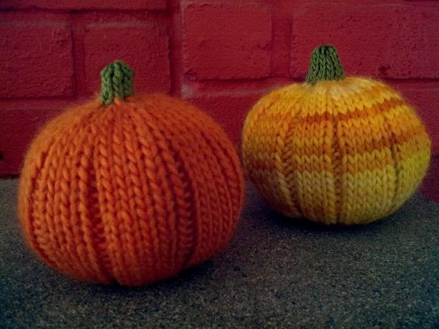 pumpkins! | Knit and Crochet | Pinterest