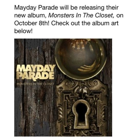 monsters in the closet mayday parade