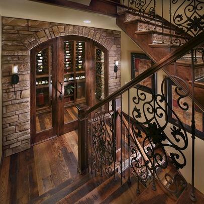 The Way Toward the Wine Cellar