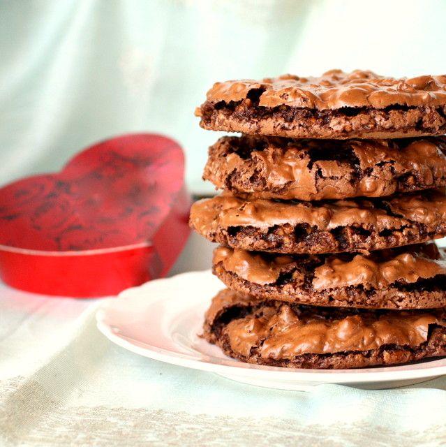 ... Day 2013: Francois Payard's Flourless Chocolate Walnut Cookies