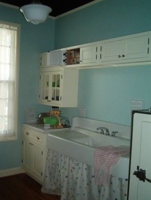 Blue sky kitchen 1920s kitchen pinterest for Blue sky kitchen designs