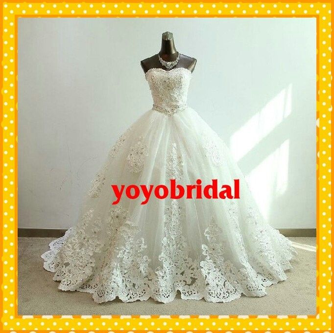Hochzeitskleid mit spitze  My Wedding *-*  Pinterest