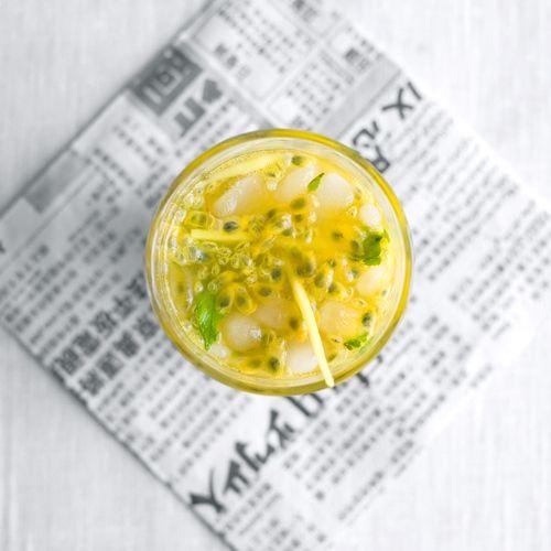 passionfruit drink | Food | Pinterest