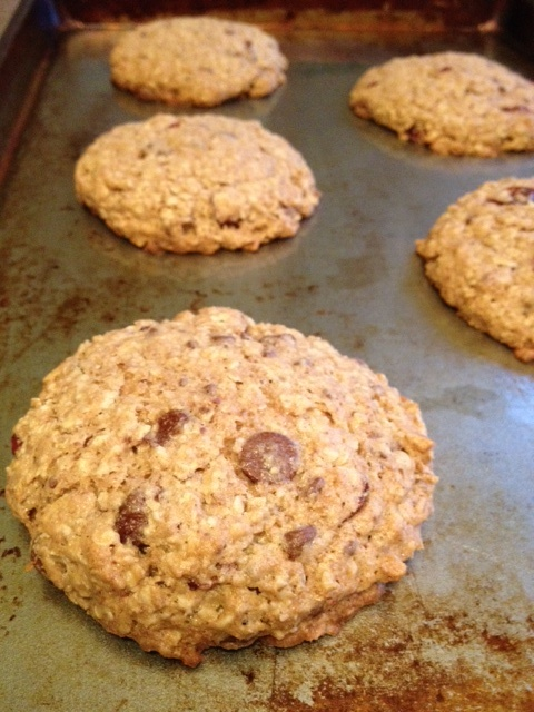 Oatmeal Whole Wheat Cookies -- Choose your add-ins to suite your taste ...