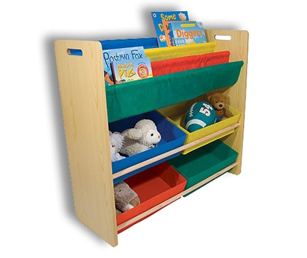 Childrens book toy storage kid 39 s stuff pinterest for Toy and book storage
