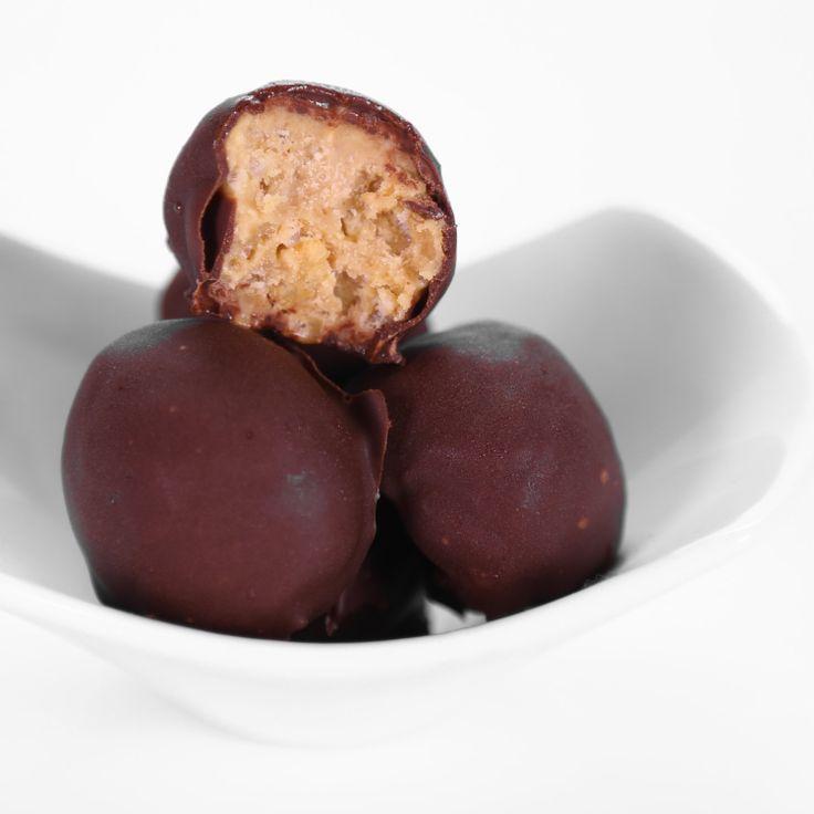 the chew | Recipe | Clinton Kelly's Crispy Peanut Butter Balls