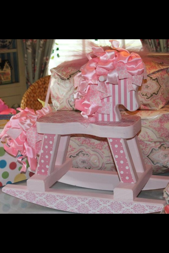 Rocking horse | Crafts | Pinterest