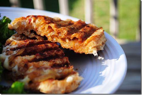 French Onion Soup Sandwiches | Especial de vegetales!!!!! | Pinterest