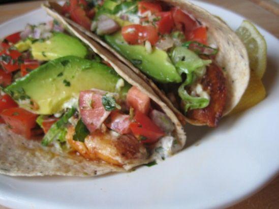 Baja Fish Tacos - Unsandwich | Eat | Pinterest
