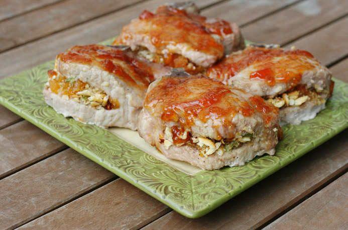 ... coming stuffed pork chops stuffed pork chops recipe stuffed pork chops
