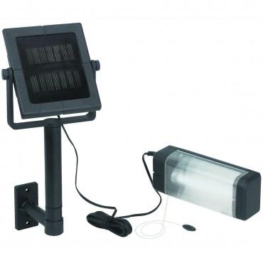 solar shed greenhouse light. Black Bedroom Furniture Sets. Home Design Ideas