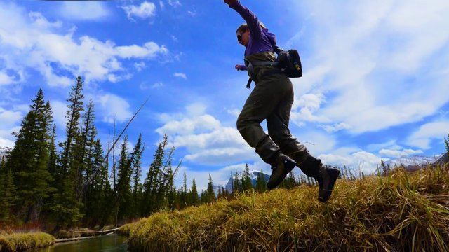 Waders for us! | Women in Fly Fishing | Pinterest