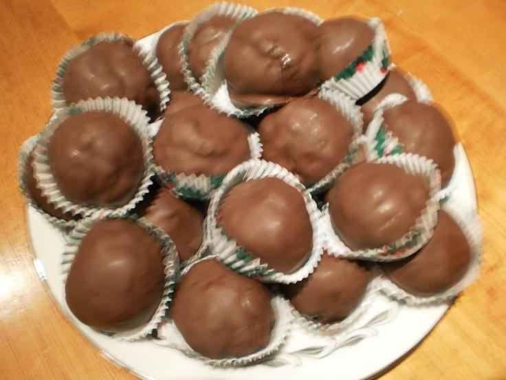 Chocolate Truffle Brownie Bites | Desserts | Pinterest