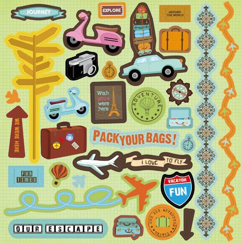 Best Creation Inc - Travel Forever Collection - Glittered Cardstock S ...: pinterest.com/pin/244109242272126483