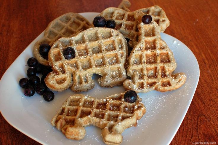 Multigrain Waffles | Recipes I've made & liked | Pinterest